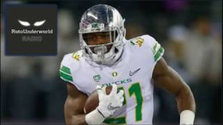 Royce Freeman needs to be near the top of the every RB prospect list for the NFL Draft