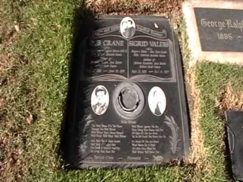 Grave of Bob Crane Hogan's Heroes