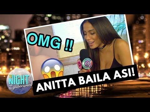 Anitta en México baila Indecente con Gabo Ramos en Tu Night