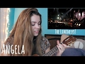 Angela- The Lumineers (ukulele cover) & concert footage!