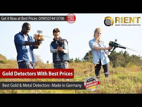 Gold Detectors 2017 | Best prices at Orient Technology Group