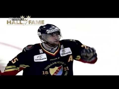 Hockey Hall Of Fame Sverige - Mikael Johansson
