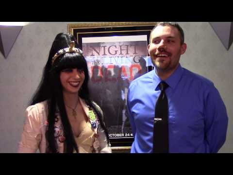 Decay's Rotten Reels Episode 2, A Night of the Living Dead premiere night!