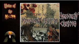 Malevolent Creation (original vs  remaster) Fine Art of Murder