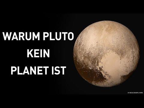 Warum Pluto kein