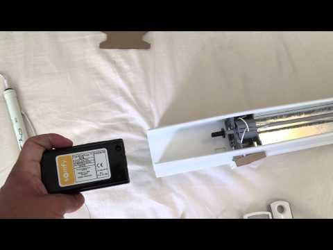 Motorize Any 2 Window Blind Somfy Tilt Wirefree Rts Youtube