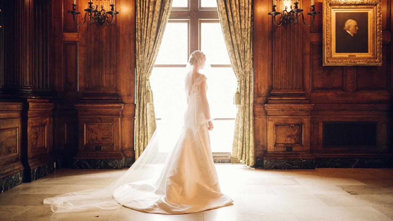 Lauren & Peter | University Club of New York Wedding | Seattle Wedding Videography