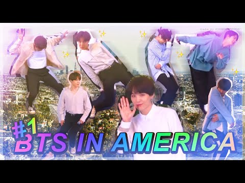 BTS IN AMERICA ON CRACK 2018 PT1