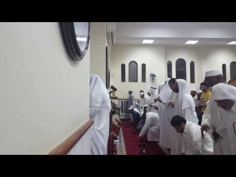 Salatul Taraweeh at Wakra 14.06.2017