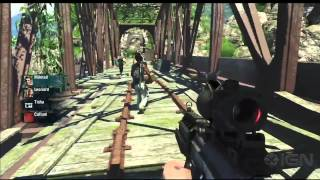 Far Cry 3 - Gameplay Multijugador - Sony E3 2012 Press Conference.