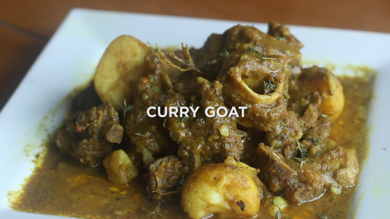 THE BEST Jamaican CURRY GOAT recipe Made easy!