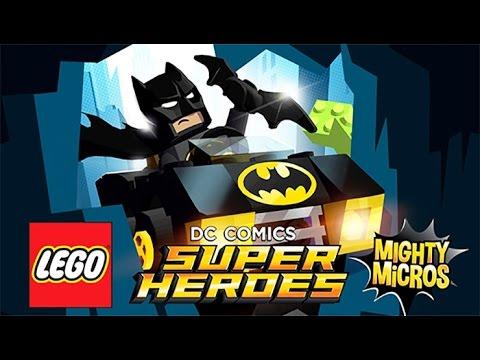 Онлайн игра Лего: Бэтмен