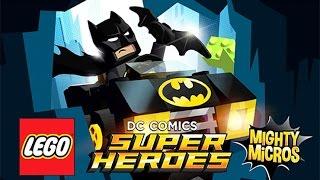 """Онлайн игра """"Лего: Бэтмен"""""""