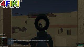 Esta Vez No Escaparas-Nubi ROBLOX Phantom forces