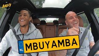 Xavier Mbuyamba - Bij Andy in de auto! (English subtitles)