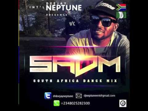 DJ NEPTUNE 2012 SOUTH AFRICA DANCE MIX (SADM)