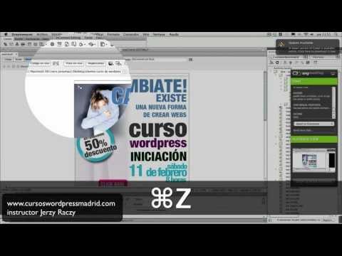 Wordpress Tutorial Español   Email marketing parte 1 (Técnica 1)