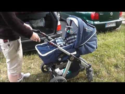 Unser Kinderwagen Hartan Racer Gt Youtube