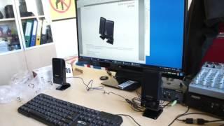 Обзор Edifier M1250. Конструкция и особенности