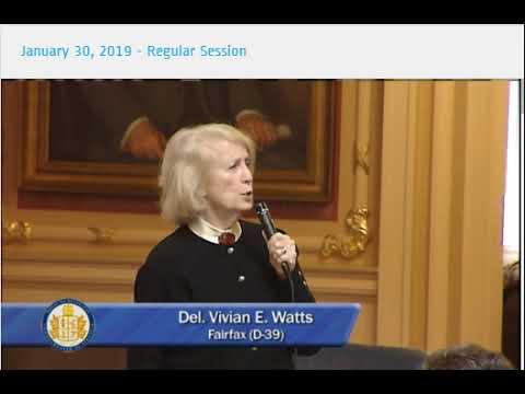 Video: Intense Debate on Virginia House of Delegates Floor