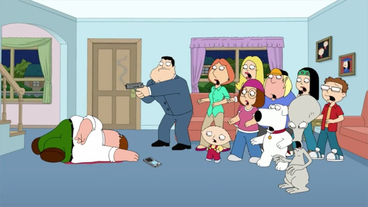 Dad Guy American Family 14 Reasons