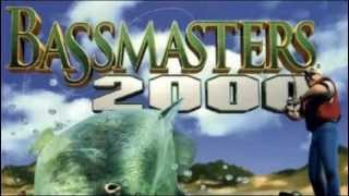Bass Masters 2000 Music Casting Game