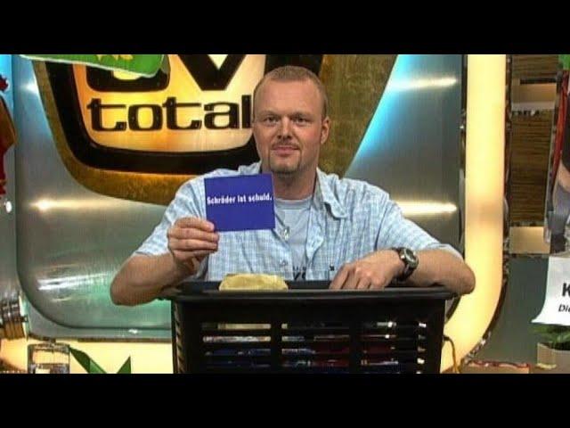 Heiße Wahlwerbung von der CDU? - TV total