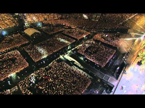 "【HD】ONE OK ROCK - キミシダイ列車 ""Mighty Long Fall at Yokohama Stadium"" LIVE"