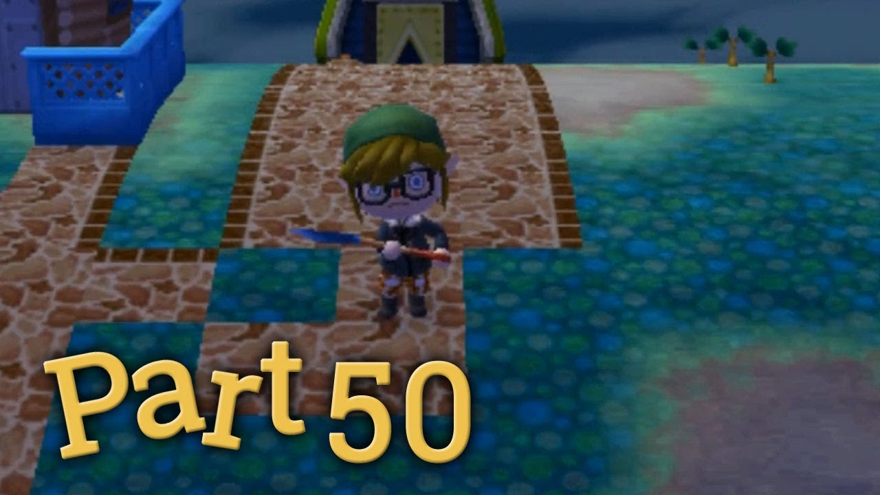 Let S Play Animal Crossing New Leaf Part 50 Youtube