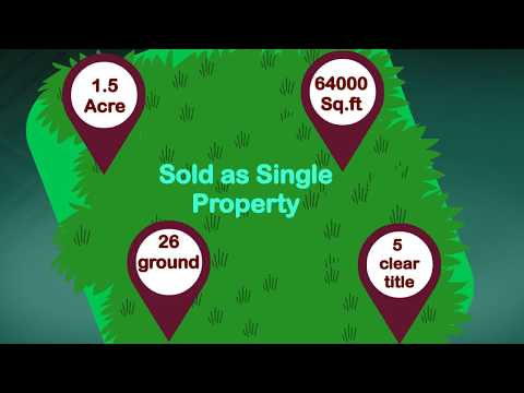 Acre Land for Sale   Uthiramerur   Best Investment   Property   Plots   Chennai   Gated Community