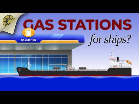 Where Do Ships Get Their Fuel?