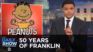 "Franklin's 50th ""Peanuts"" Anniversary 