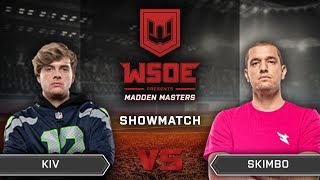 Young Kiv vs. Skimbo - WSOE Presents: Madden Masters