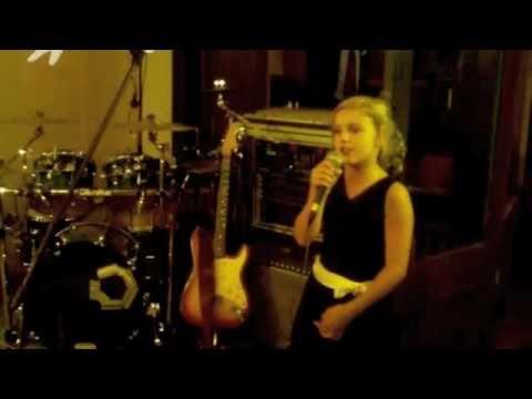 EmilyGrace Hall sings Mercy