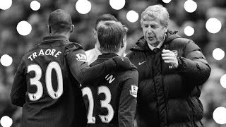 Wenger & Arshavin: 'Fairytale of North London'
