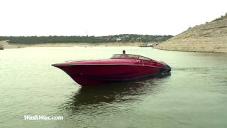38 ft Fountain Lightning Power Boat Speed Boat Race Boat