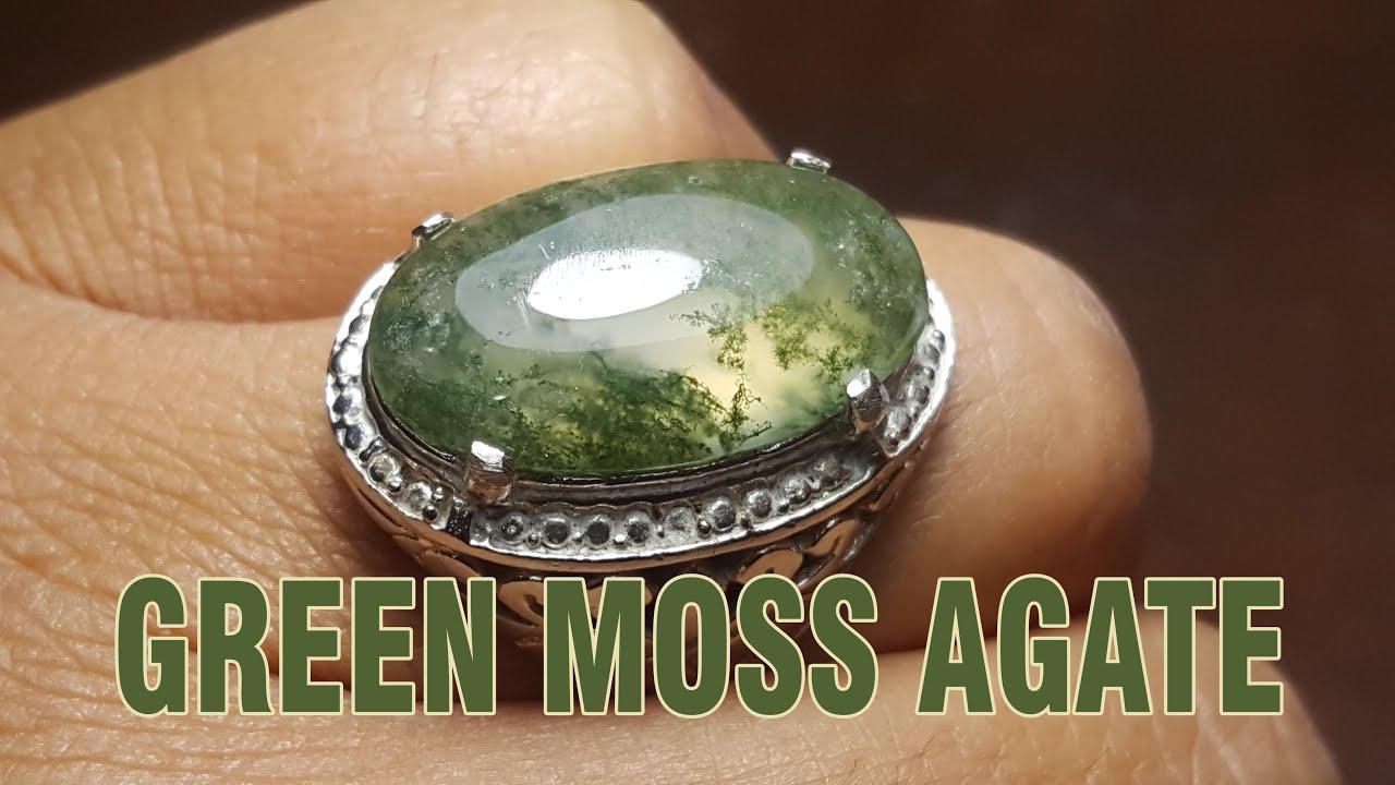 Gosok bahan lumut hijau dapat yang bergiwang MANTAP !!! by IN diy tutorial