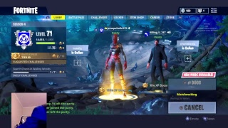 25$ psn and xbox-join up hurry- fortnite gameplay 200+wns face cam new new shopping cart