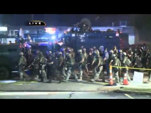 Help Mariah Stewart Report on Ferguson, Missouri