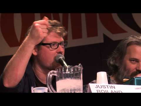Rick and Morty Panel NYCC 2014 | Rick and Morty | Adult Swim