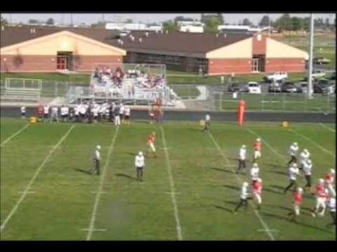 Josh Finley Highlight Gooding Middle School football
