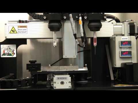 0 - Organovo: Bioprinting und Tissue Engineering - Update: Leber aus dem 3D-Drucker überlebte 40 Tage