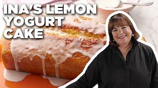 Recipe of the Day: Ina's 5-Star Lemon Yogurt Cake | Food Network