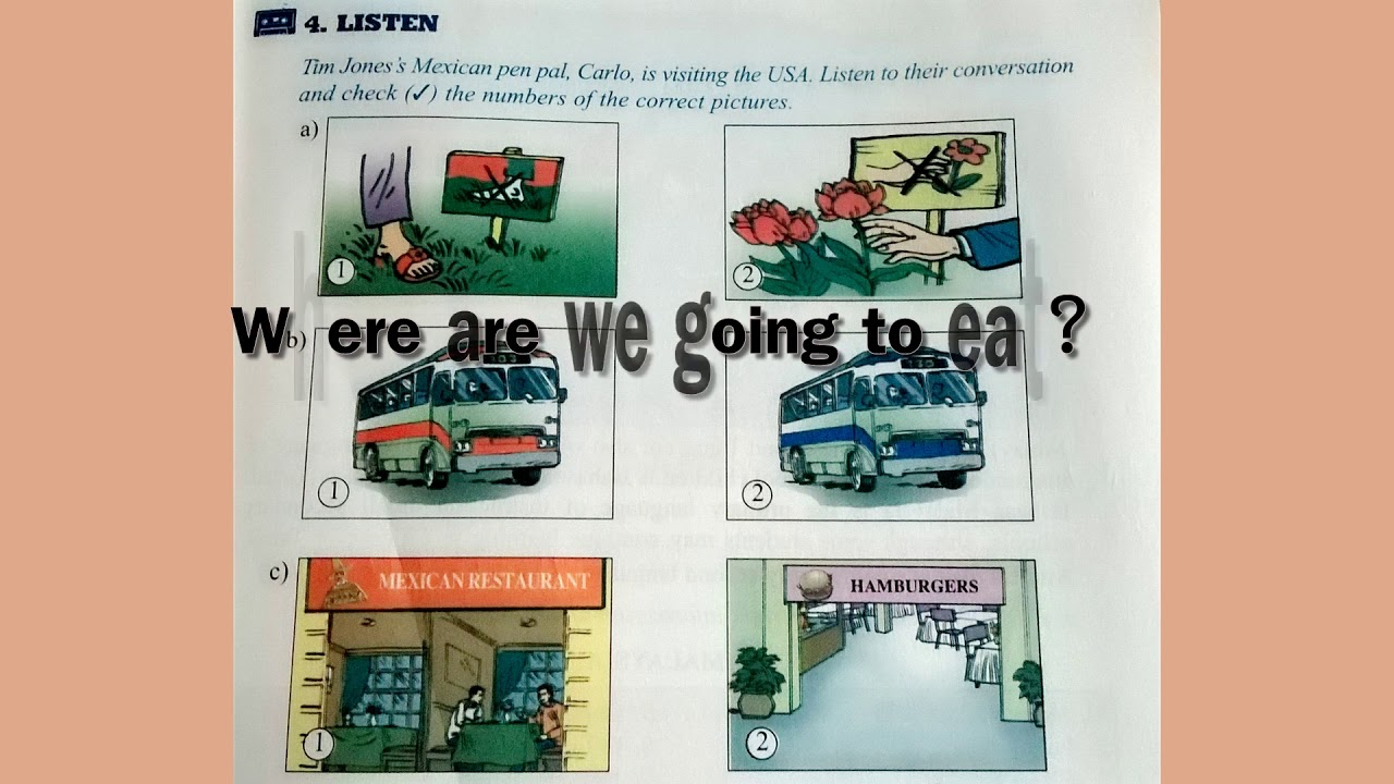 Bài Nghe Tiếng Anh Lớp 9 Unit 1 Listen + Dịch
