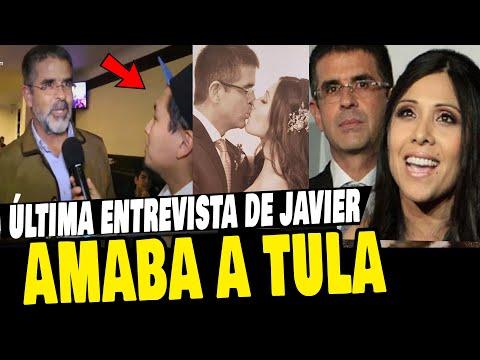 JAVIER CARMONA CONFESÓ QUE OPINABA DE TULA RODRIGUEZ EN SU ULTIMA ENTREVISTA