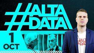 Deuda Eterna | #AltaData: todo lo que pasa, en un toque. Emisión del 01/10/18