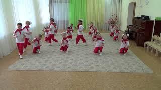 Фестиваль танца Маленькие звездочки 2016 г Танец Моя Россия