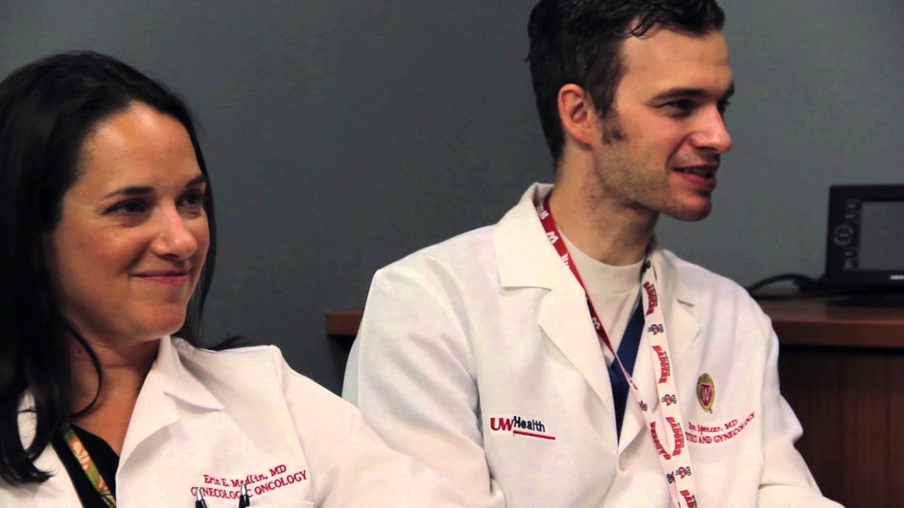 UW-Madison Gynecologic Oncology Fellows Discuss Wisconsin Winter