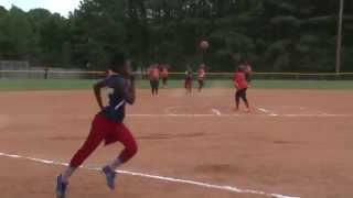 BallingDollz.com Kickball - Sweet Heat vs Gorgeous Gladiators