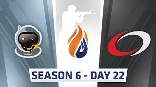 ECS Season 6 Day 22 Spacestation vs Complexity - Nuke